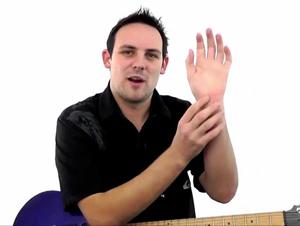 баррэ на гитаре 6