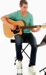 постановка рук на гитаре 44