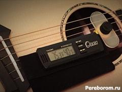 Гитара температура