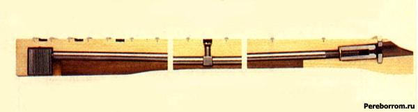 Анкерный стержень грифа
