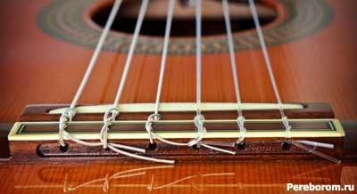 Какие струны лучше для классической гитары
