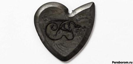 Dragon Heart Picks - Сердце дракона (Полиамид-имид, графит, стекловолокно, углеродное волокно)