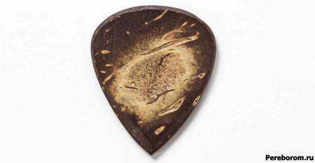 Кокосовый орех - Coconut Shell Guitar Picks