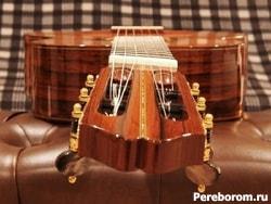 Проверка фурнитуры и состояния гитары