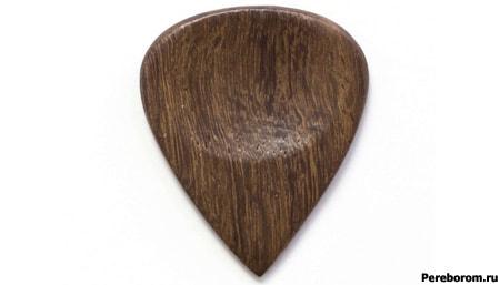 Sheesham Wood Picks - Деревянный медиатор