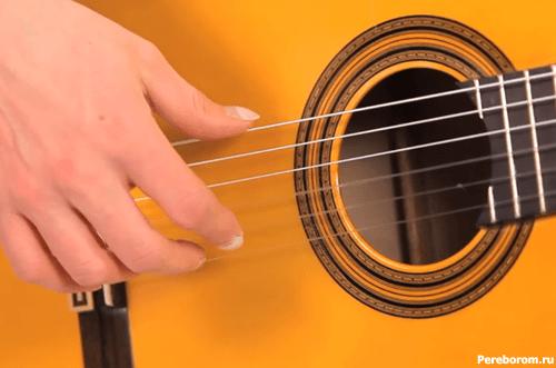 фламенко на гитаре - альтернадо