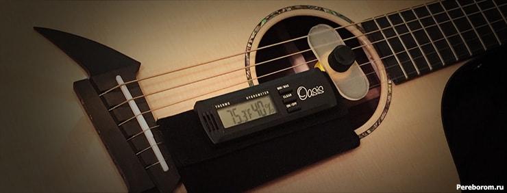 высота струн на бас гитаре