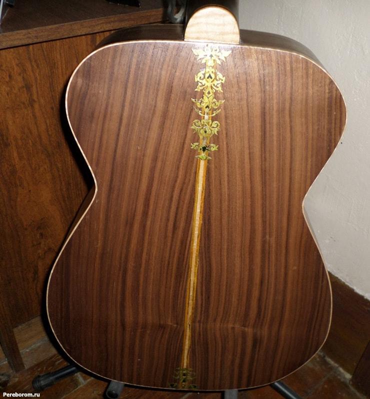 сделать акустическую гитару
