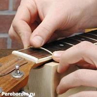 лады для гитары
