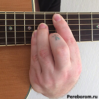 am на гитаре