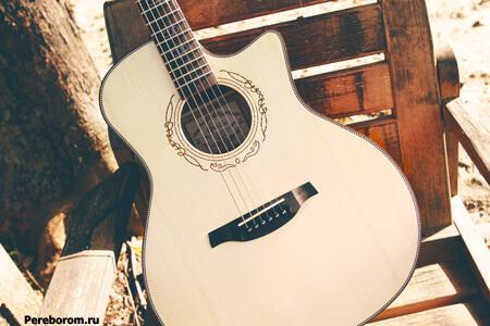 мозоли на пальцах от гитары
