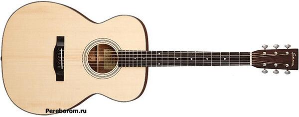вид гитар для начинающих