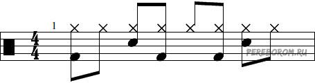 барабанный ритм онлайн
