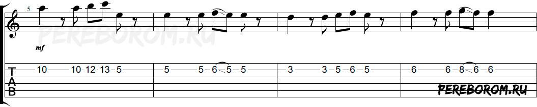 prayer in c на гитаре