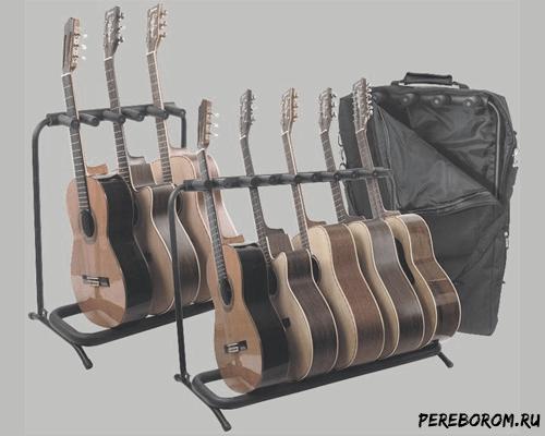 аксессуары для игры на гитаре
