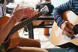 гитара за сколько можно научиться